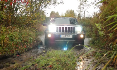 Visi Latvijas Jeep apvienojieties!