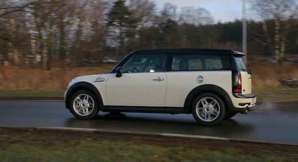 Tests: Mini Clubman Cooper S