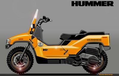 Hummer H2 450