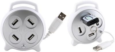 Izvelkamais USB sadalītājs