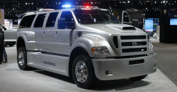 Alton Truck Ford F-650