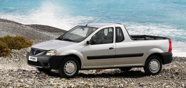 Dacia Logan pikaps