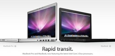 Jauni Apple MacBook un MacBookPro