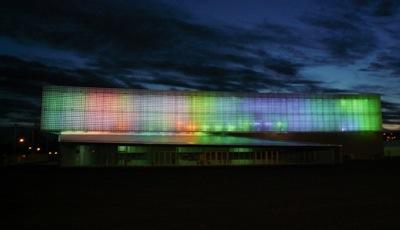 Krāsainā koncertzāle