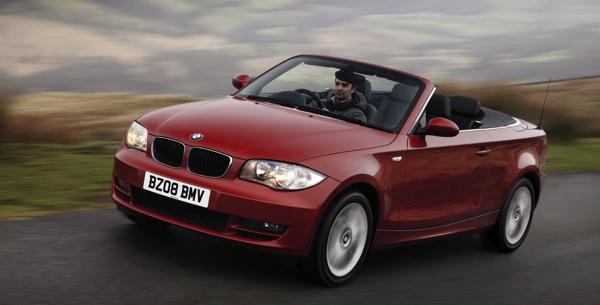 BMW 1. sērijas kabriolets