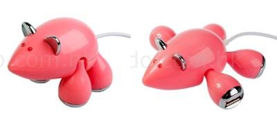 USB pele