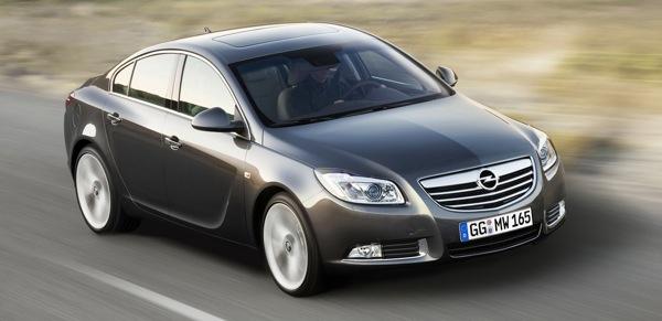 Opel Insignia, beidzot oficiāli