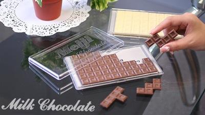 Šokolādes tetris
