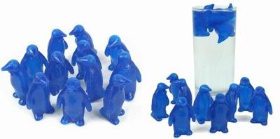 Ledus pingvīni