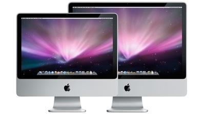 Jaunie Apple iMac