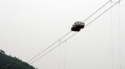 Lētais tilts Ķīnā
