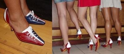 Boulinga kurpes dāmām