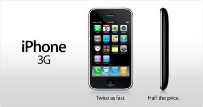 Jaunais iPhone 3G (drīz būs latvijā, cena 100Ls)