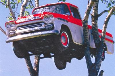 Nopērc mašīnu - iestādi koku!