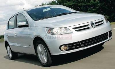 Jaunais Volkswagen Gol