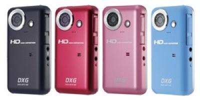 HD videokamera par sviestmaizi