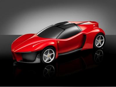 Ferrari, kāda citiem nav