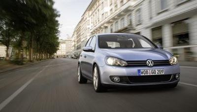 Parādījies VW Golf 6
