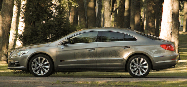 Tests: Passat CC 2.0 TDI