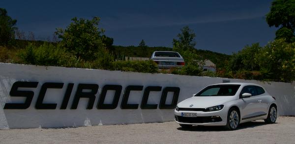 Tests: Volkswagen Scirocco