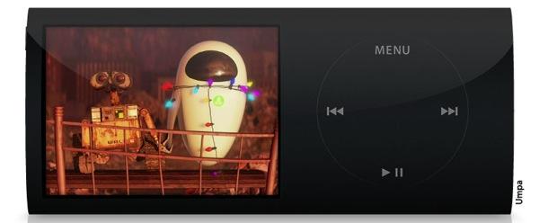 Versija par jaunu iPod Nano
