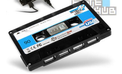 USB kasete