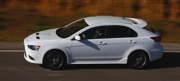 2009 Mitsubishi Lancer Sportback