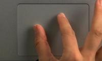 Jauno MacBook multi-touch iespējas