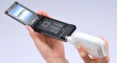 Toshiba benzīntelefons