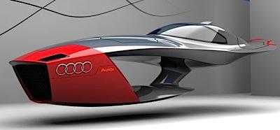 Audi plāno piedalīties sacīkstēs Tatooinā
