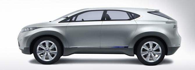 Jaunais Lexus RX tuvojas