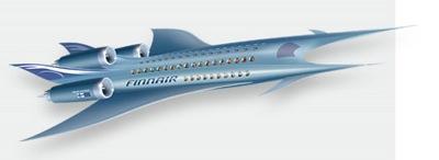 Finnair nākotnes lidaparāti