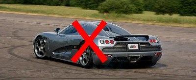 Kanādietis atsakās no loterijā laimēta Koenigsegg