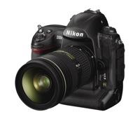 Nikon D3x - tiem, kas grib būt profesionāļi