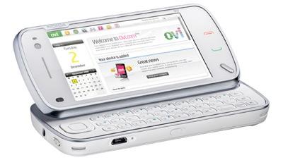 Nokia N97 - visu telefonu telefons