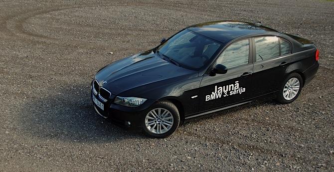 Tests: BMW 320i