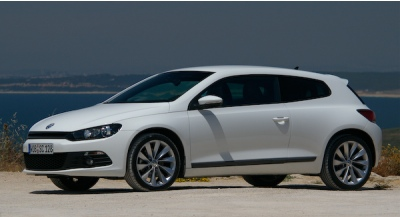 Top Gear gada auto - VW Scirocco