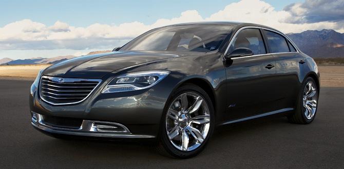 Chrysler  200C EV koncepts