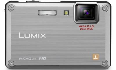 Panasonic prettanku kamera