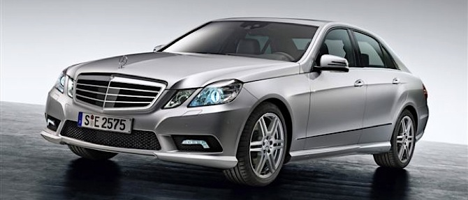 Jaunā Mercedes-Benz E-klase