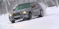 BMW turpina mūs kārdināt ar X1