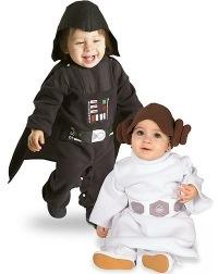 Mazais Veiders un princesīte Leija