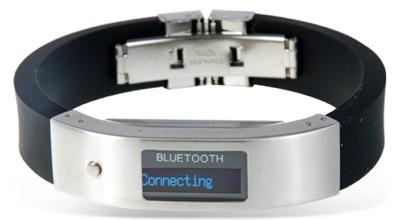 Bluetooth rokassprādze