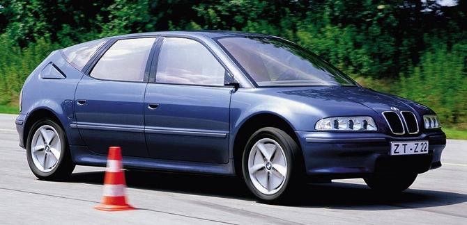 BMW Z22 - nākotne pieder miniveniem