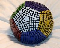 Petaminx dodekaedrāls
