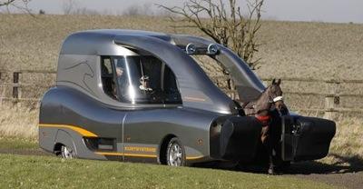 Viena zirgspēka auto