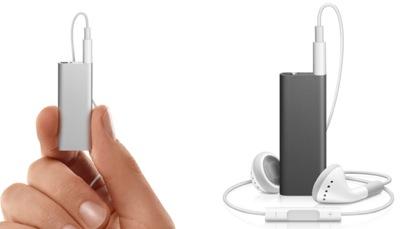 Jauns iPod Shuffle