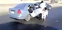 Kā arābi pārbauda asfaltu