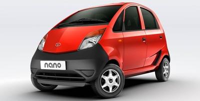 Tata Nano - esot pārsteidzoši labs auto
