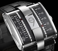 Dimanta ķēžu pulkstenis